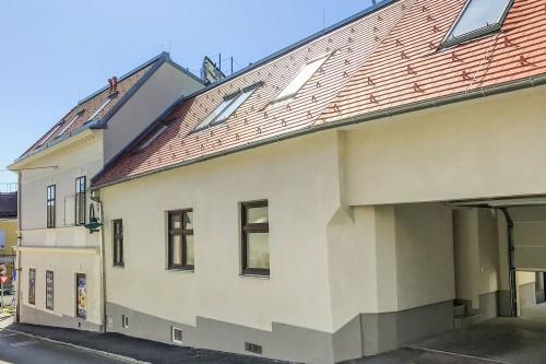 Hochstraße, Perchtoldsdorf/Österreich