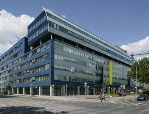 Telekom Headquarter, Wien/Österreich